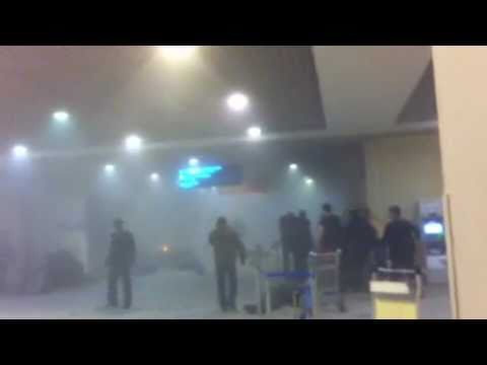 Blast at Moscow's Domodedovo a...