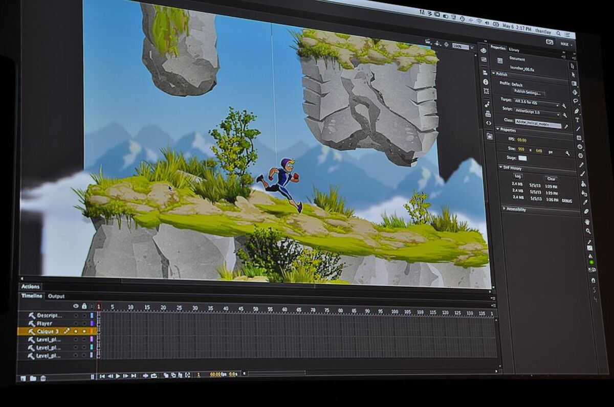 Adobe MAX 2013 - What's New and Upcoming in Flash Professional