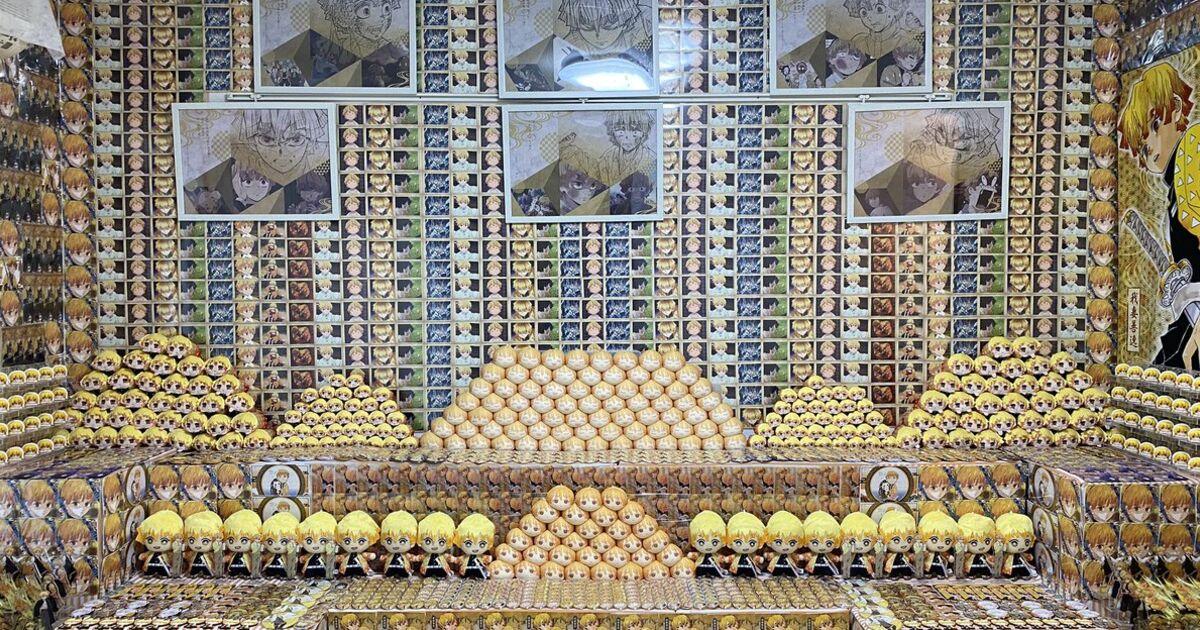 祭壇 オタク