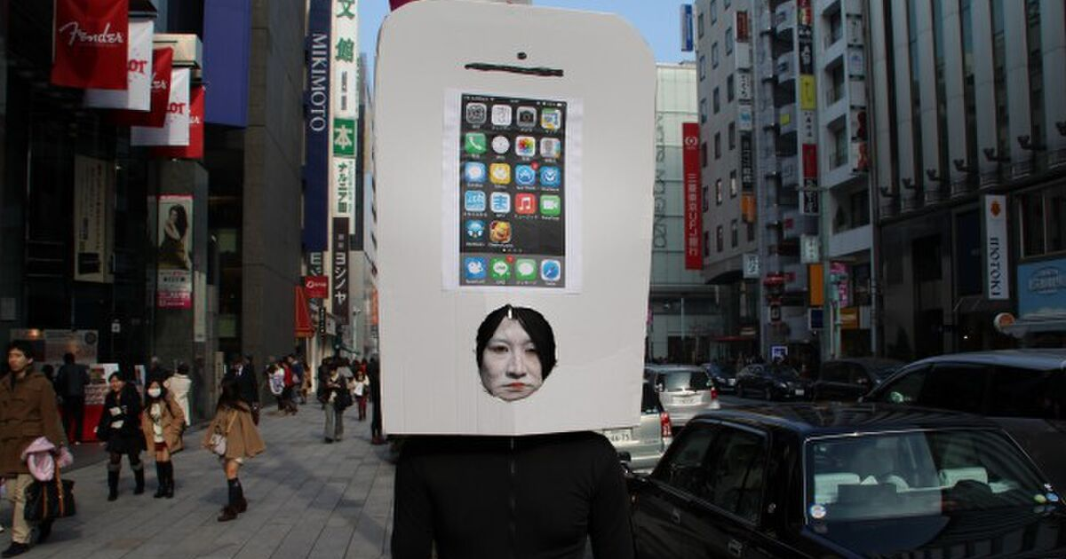 iPhone6が9月発売!? 世界最速で並んでみた