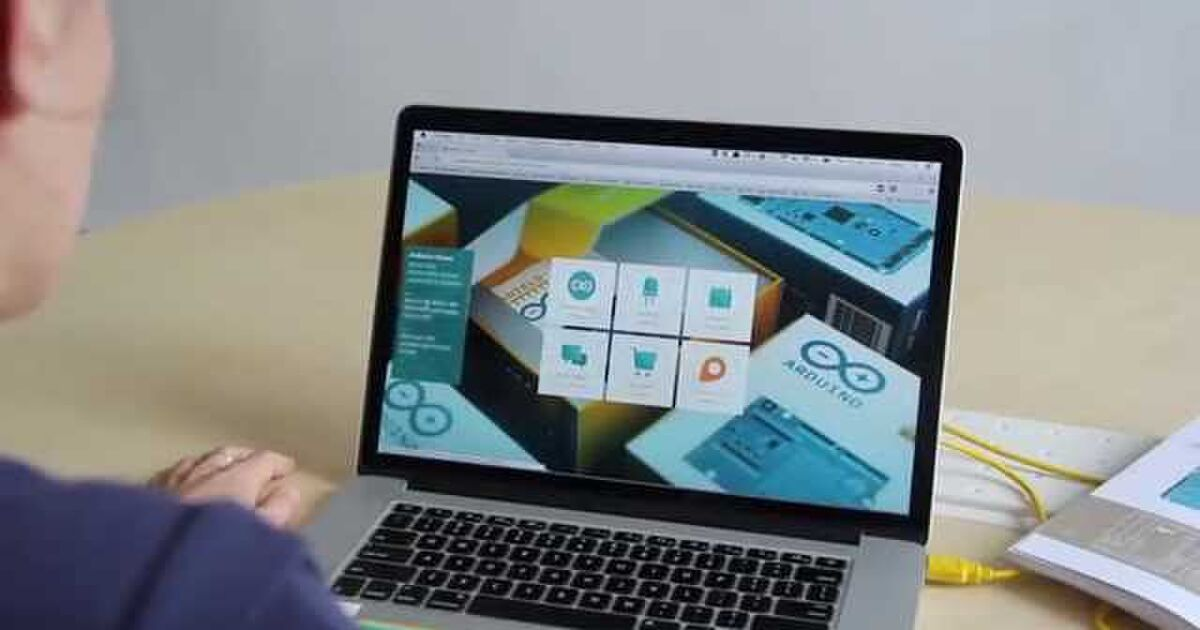 Arduino scratch visual programming online editor C language online editor