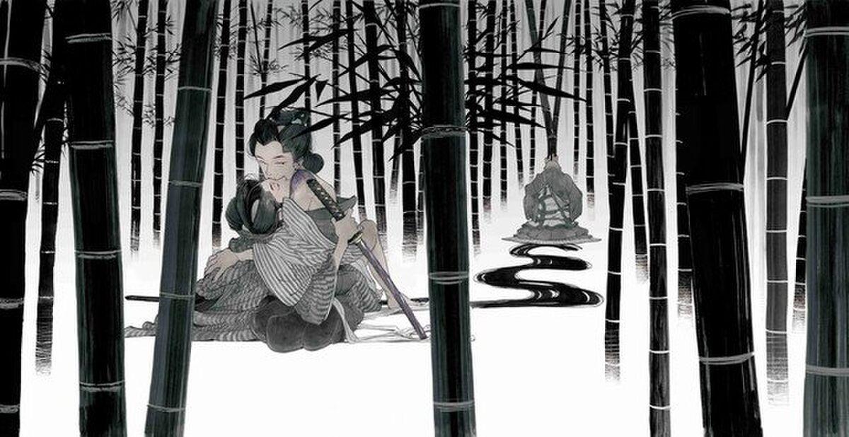 井原西鶴が男同士の恋愛書いた「男色大鑑」がBLアンソロ化されると話題に