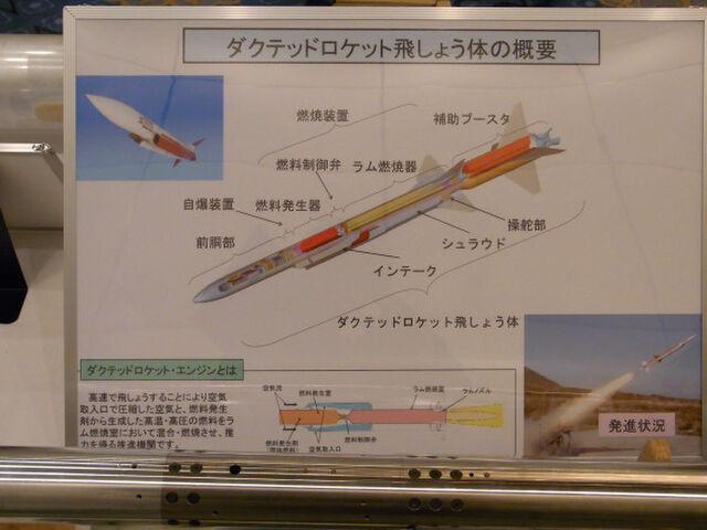 ダクテッドロケット飛翔体 -その...