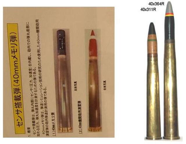 防衛技術シンポジウム・20mm弾ネタ