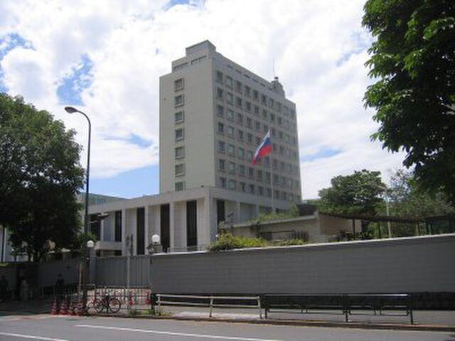 ロシア大使館(公式)が批判ツイートをスクリーンショットで #日本の恥 と晒す - Togetter