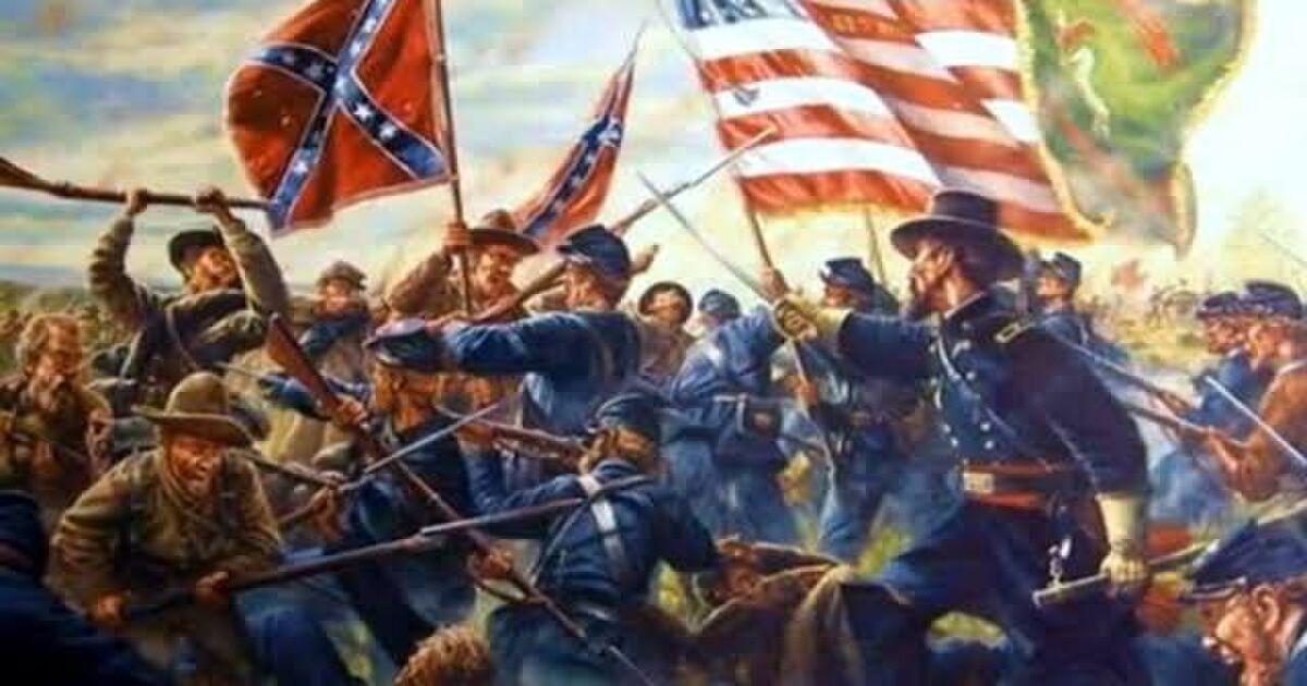 南北戦争で南部の奴隷所有者達は奴隷制を守る為に自らも武器を取った ...