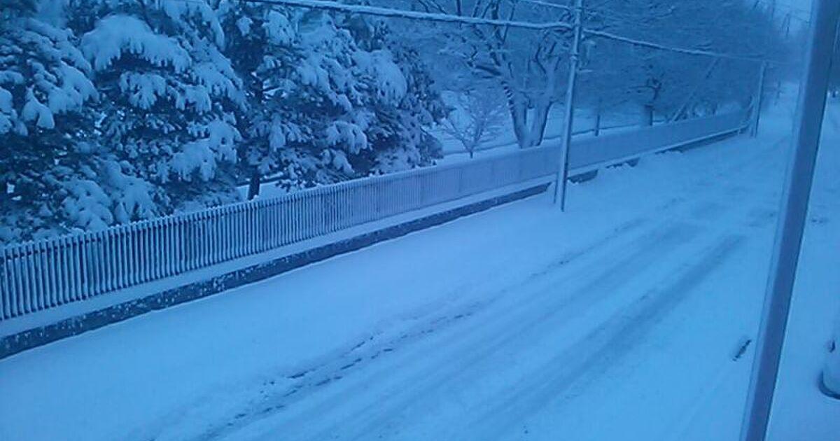 みるみる降り積もる旭川の雪の様子を昨夜から追ってみました ...