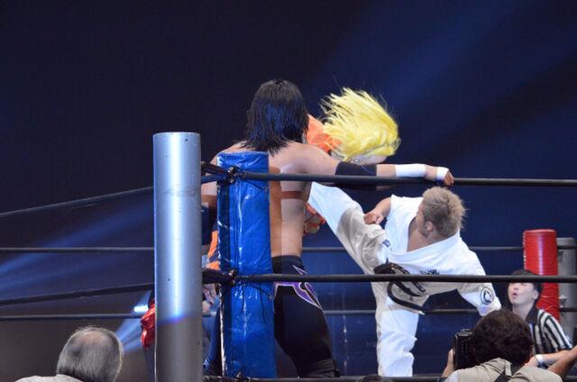 8.17 DDT『両国ピーターパン2014...