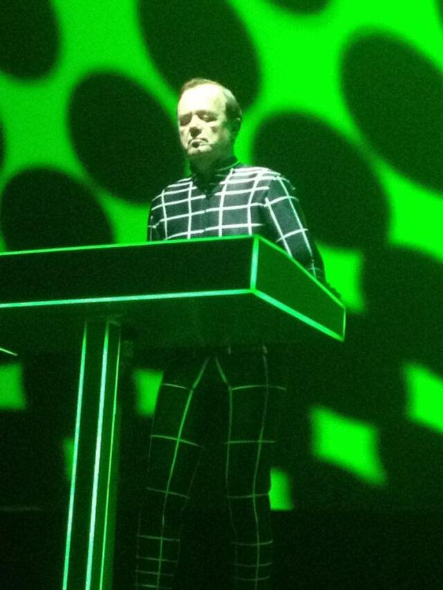 2013年5月現在の #Kraftwerk メ...